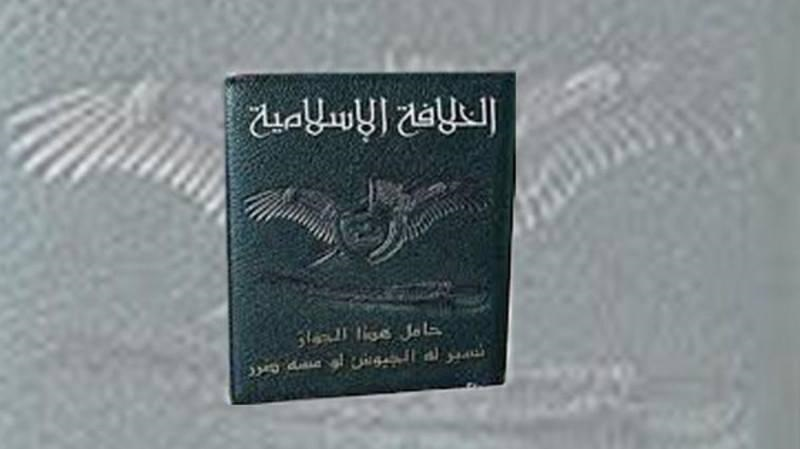 Iraq Isis releases passport for 'State of the Islamic Caliphate' alongside al-Baghdadi's 'fake' public appearance