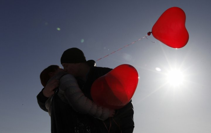 International Kissing Day, that falls on 6 July, first began in the UK, but now has been adopted worldwide.