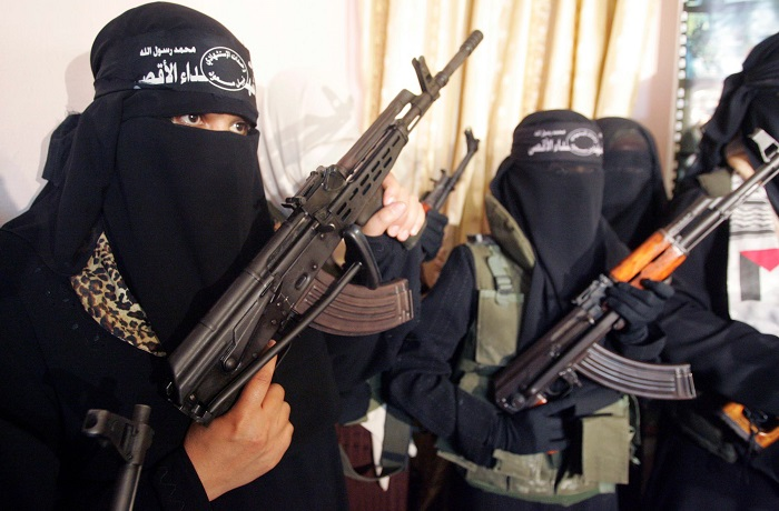 The twin girls from Manchester are strict Muslims and have reportedly told their family that they will not return from Syria.