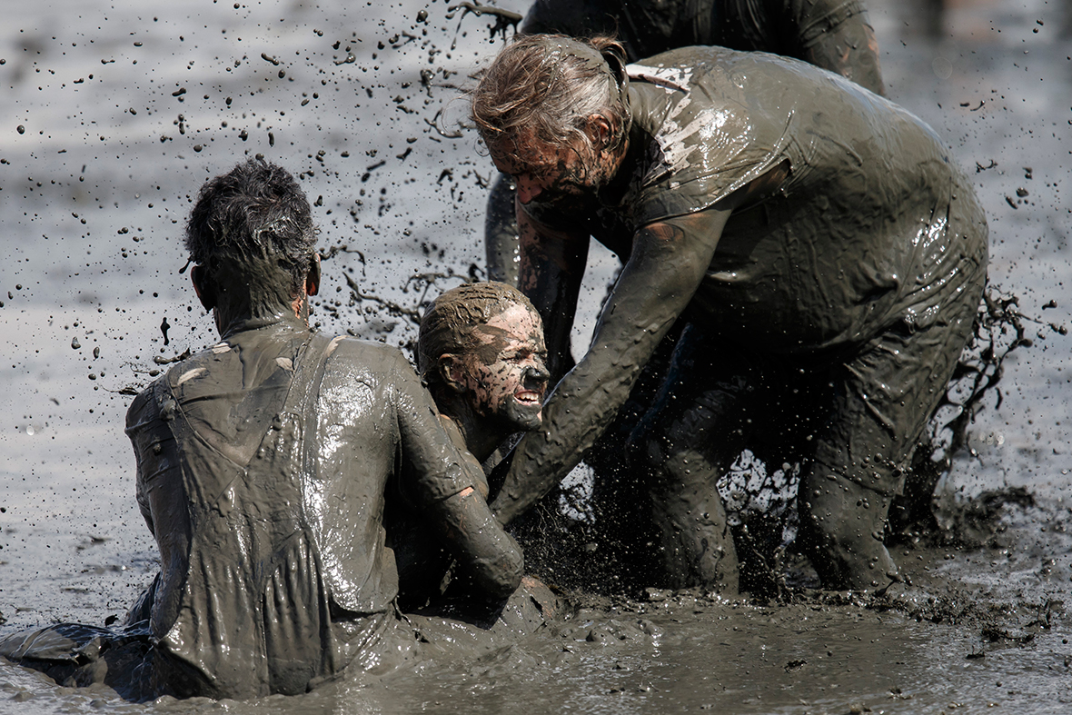 mud olympics