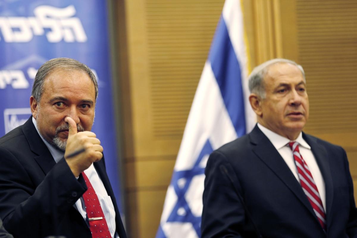 Israel Likud Netanyahu