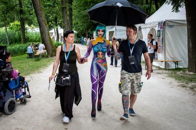 bodypainting festival