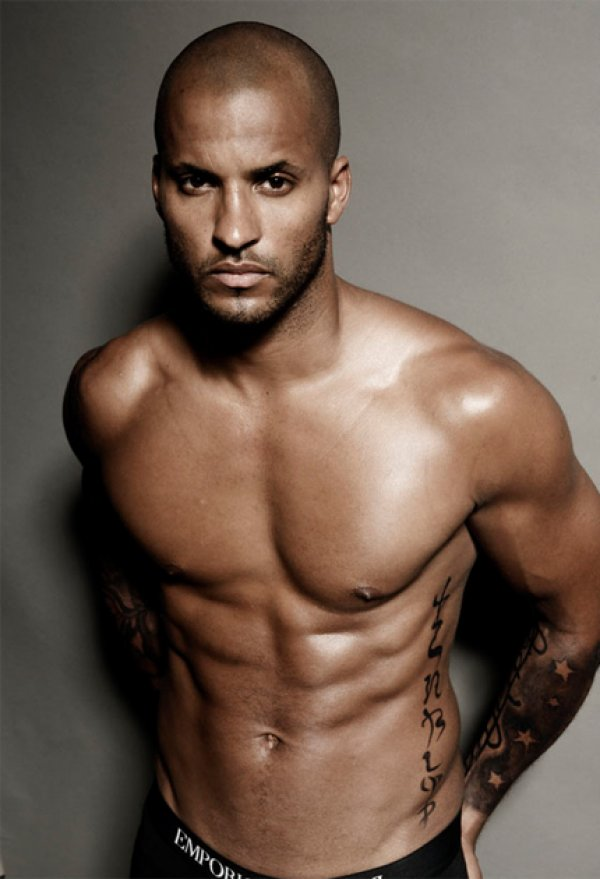 Dating ricky who is whittle Ricky Whittle