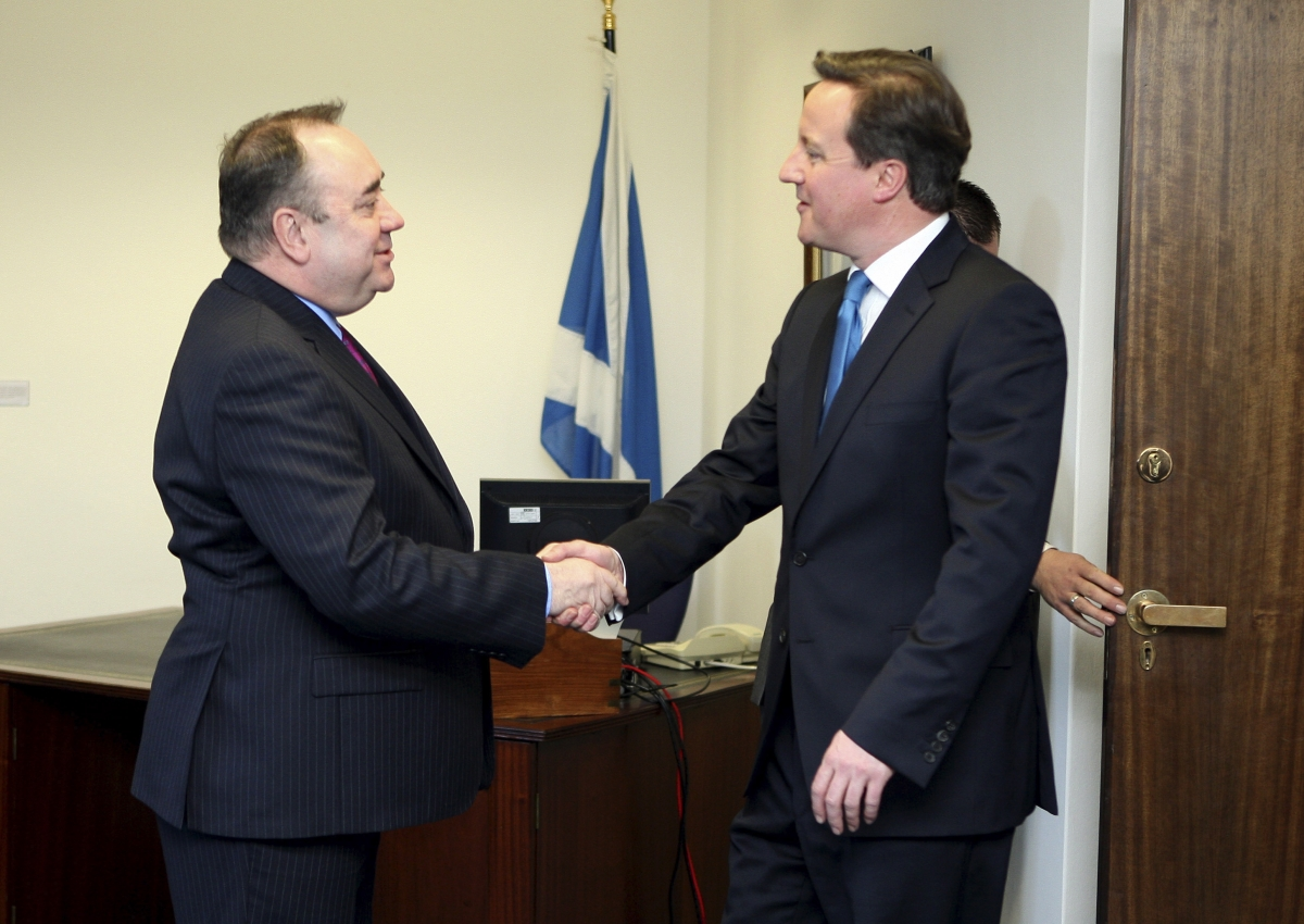Scottish Independence: SNP Slams Cameron for Playing 'European Roulette' with Scotland