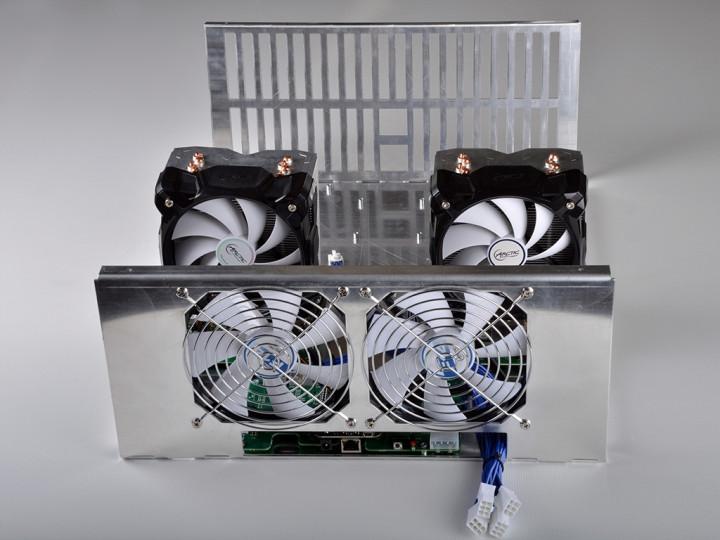 Titan Litecoin ASIC Mining Rig KnCMiner