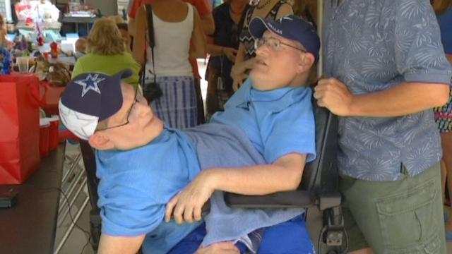 Conjoined Ohio Twins, 62, Mark a Milestone