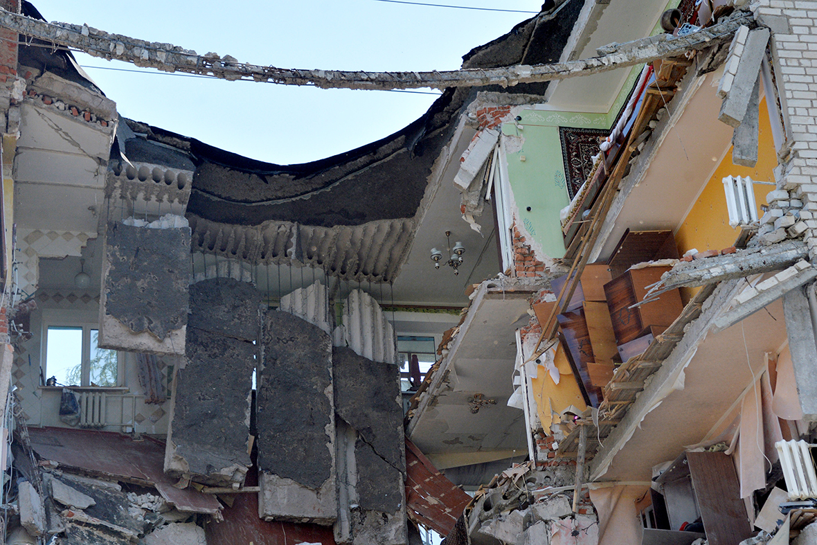 slovyansk damage