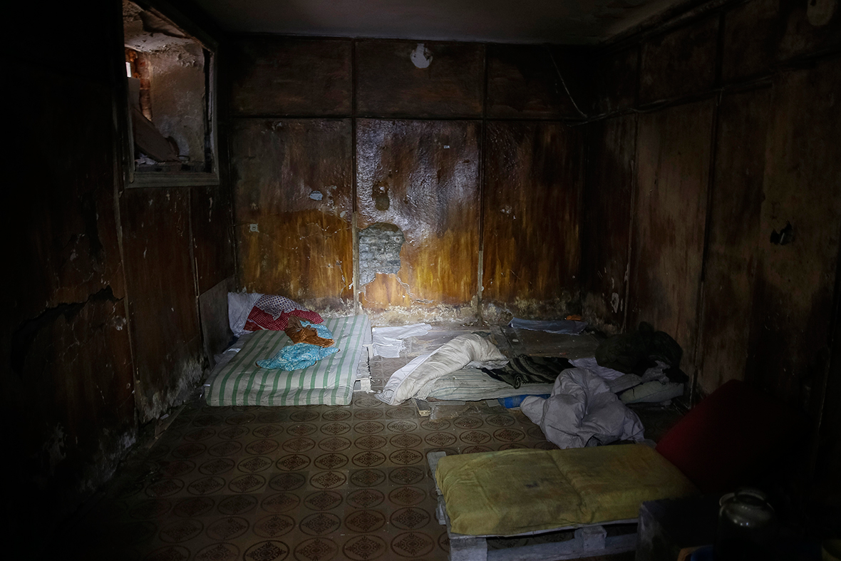slovyansk basement