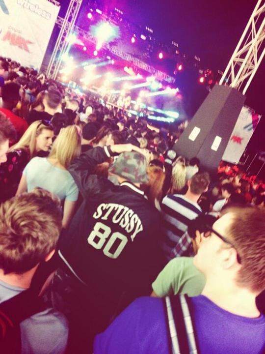 Wireless Festival crowd