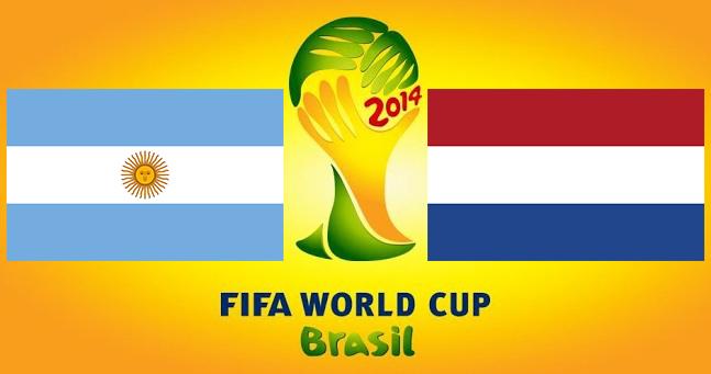World Cup 2014: Argentina v Netherlands Preview