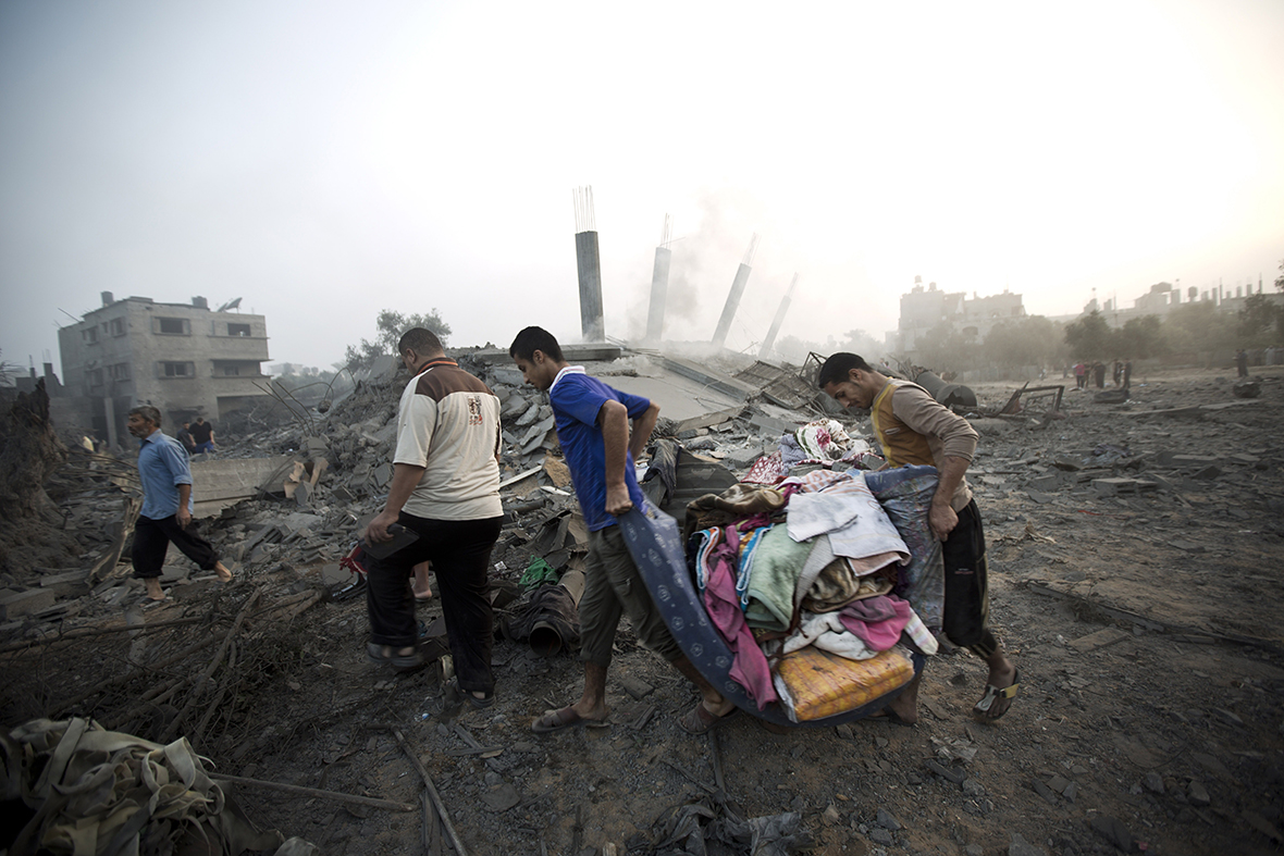 gaza belongings
