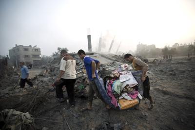 gaza belongings