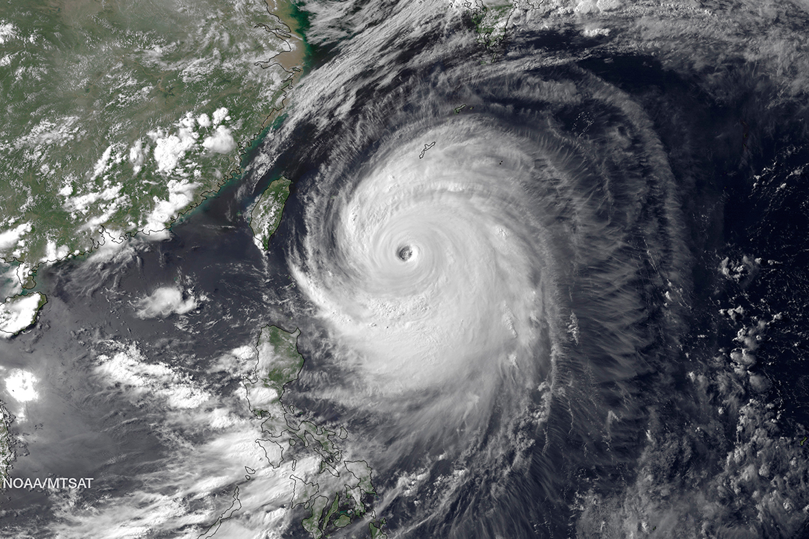 super typhoon