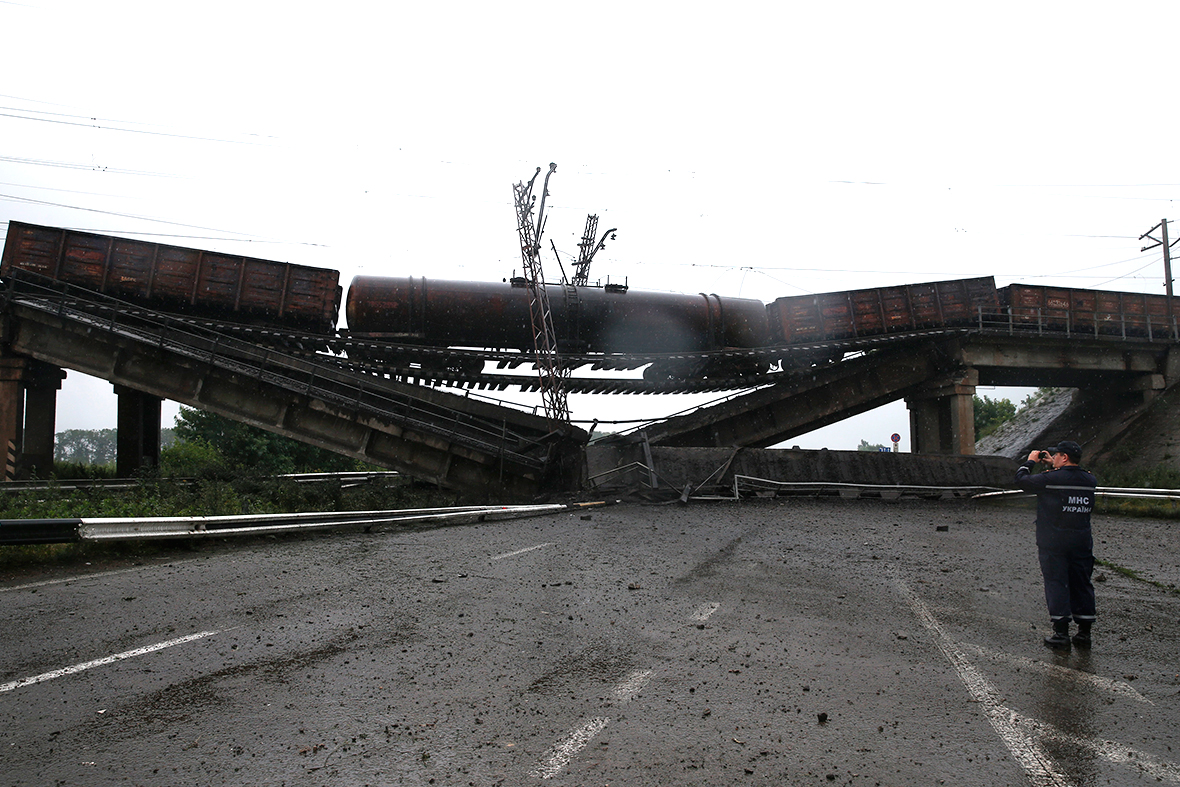 ukraine bridge