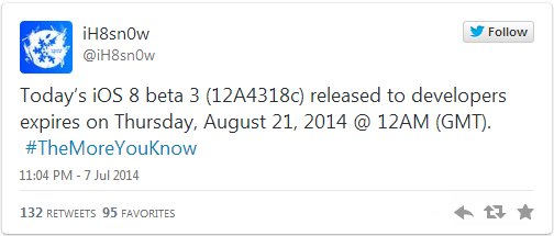 Apple Rolls Out iOS 8 Beta 3 to Developers: What's New, How to Download and Install