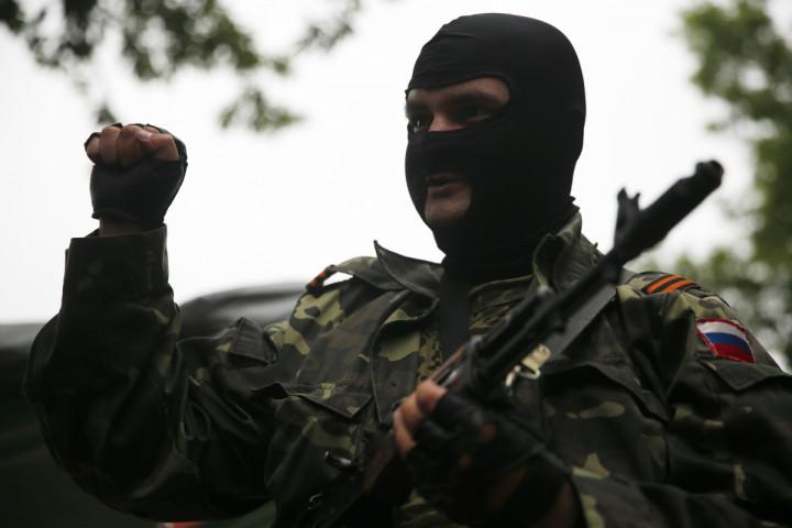pro-russian separatist