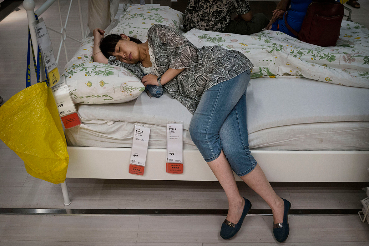 ikea china sleep