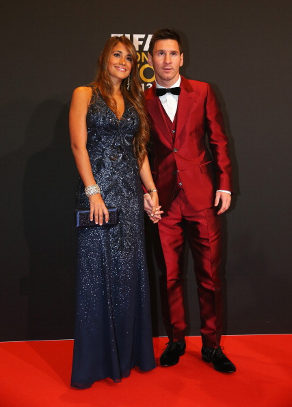 Lionel Messi and Antonella Roccuzzo have known each other since childhood.