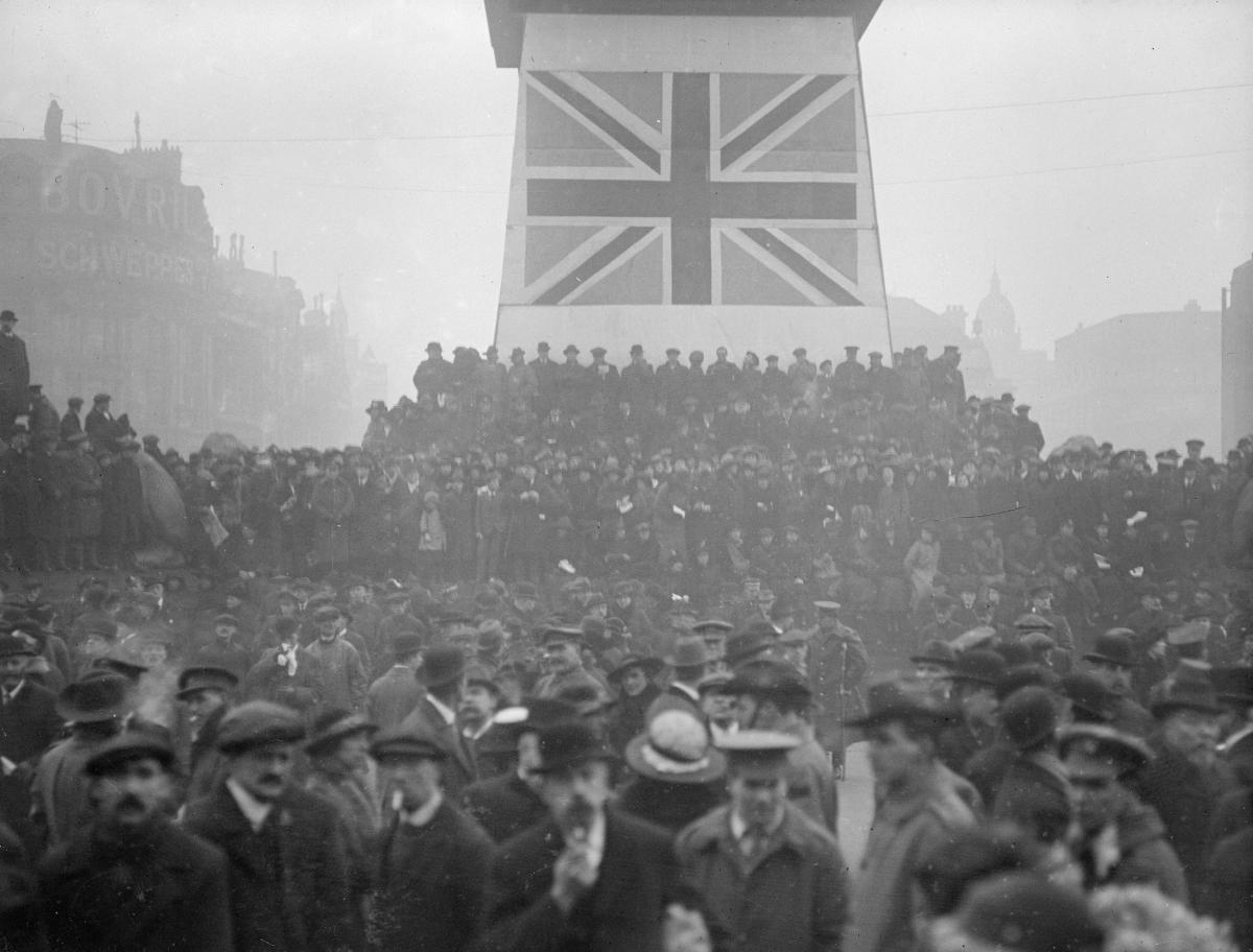 London rally