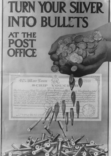 War Loan poster