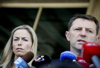 Kate McCann told her libel trial her young son repeated allegations in Amaral\'s controversial banned book