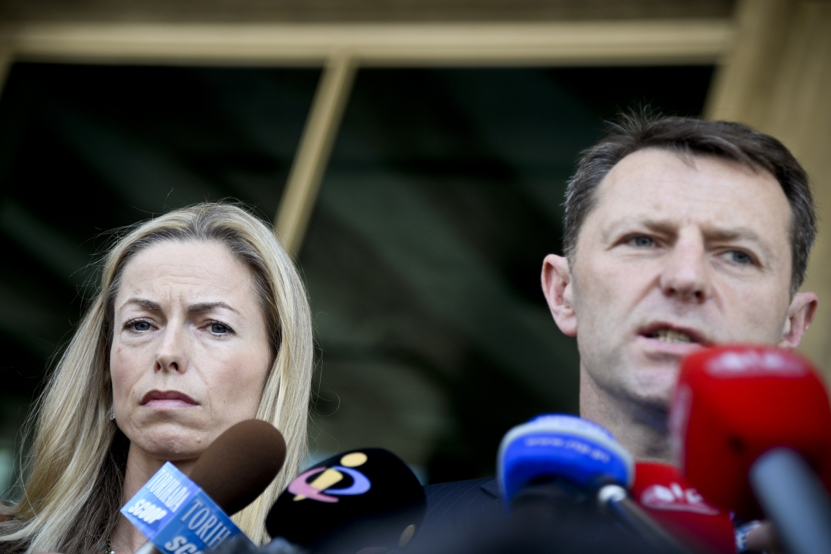 Kate McCann told her libel trial her young son repeated allegations in Amaral's controversial banned book