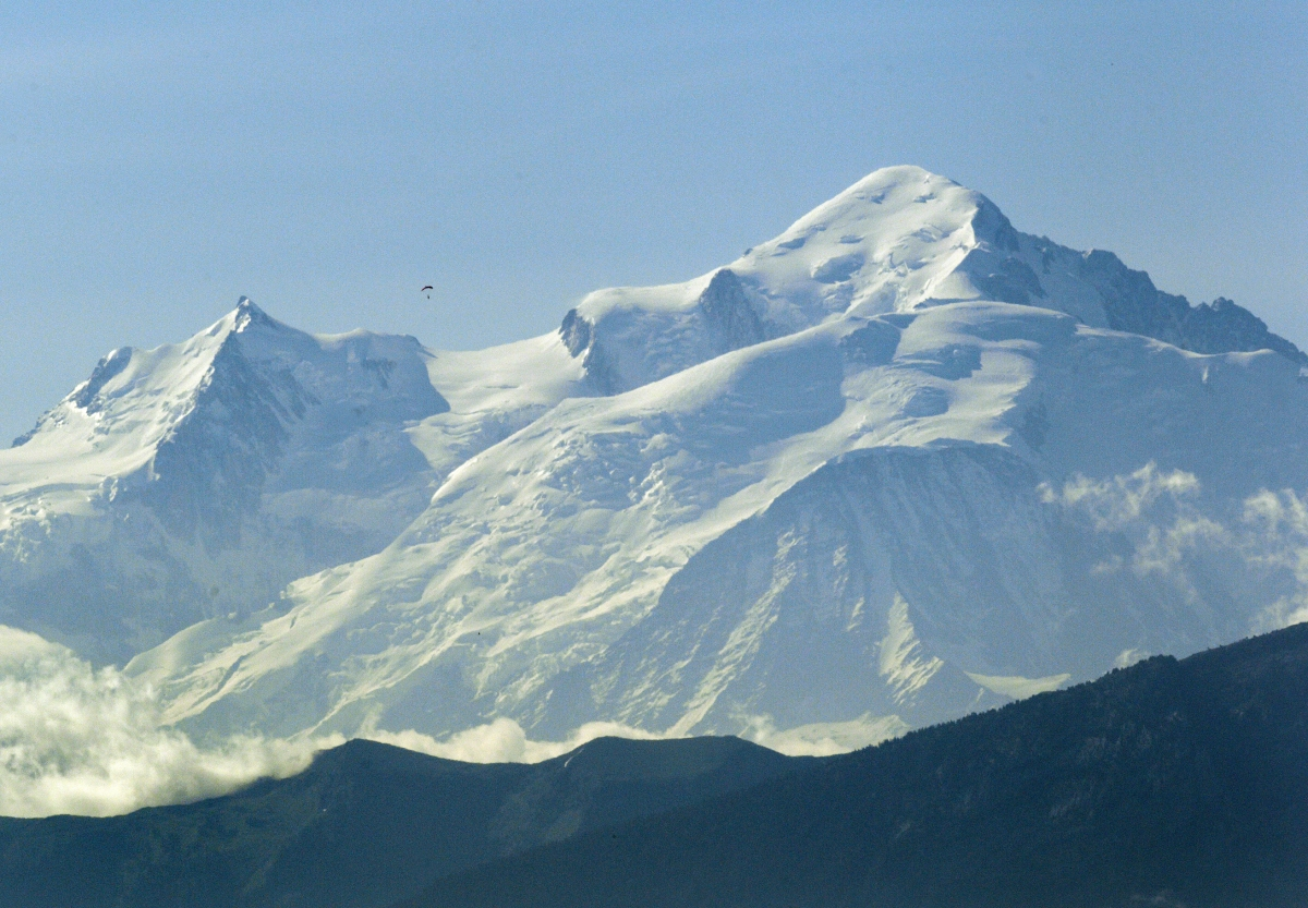 Mont Blanc  Patrice Hyvert