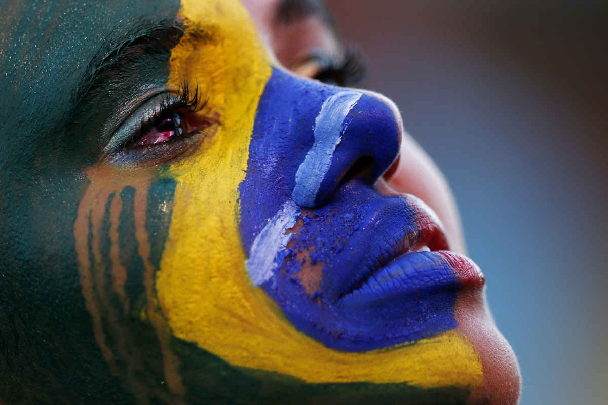 A outpouring of pain and anguish greeted Brazil's tonking by Germany at the World Cup