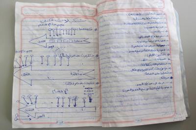 al-qaeda notebook
