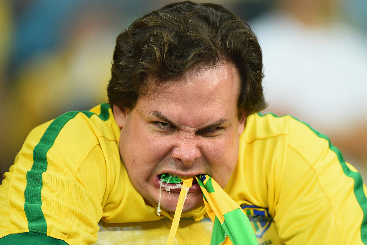 Brazil world cup fans think