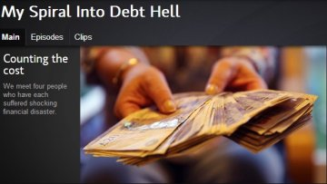 My Spiral Into Debt