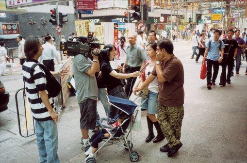 China journalists