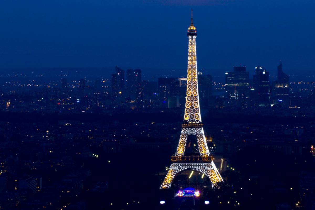 France Terror Jihad Eiffel