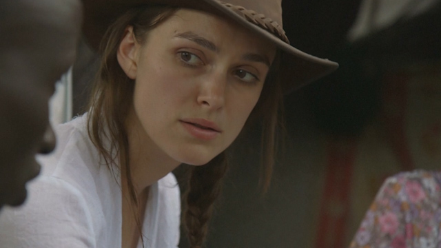 Actress Keira Knightley Visits South Sudan with Oxfam
