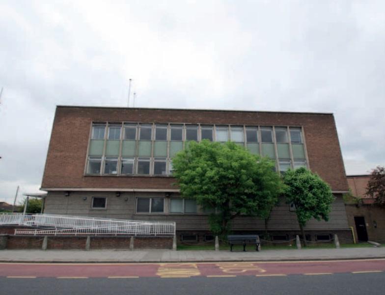 Chadwell Heath Police Station
