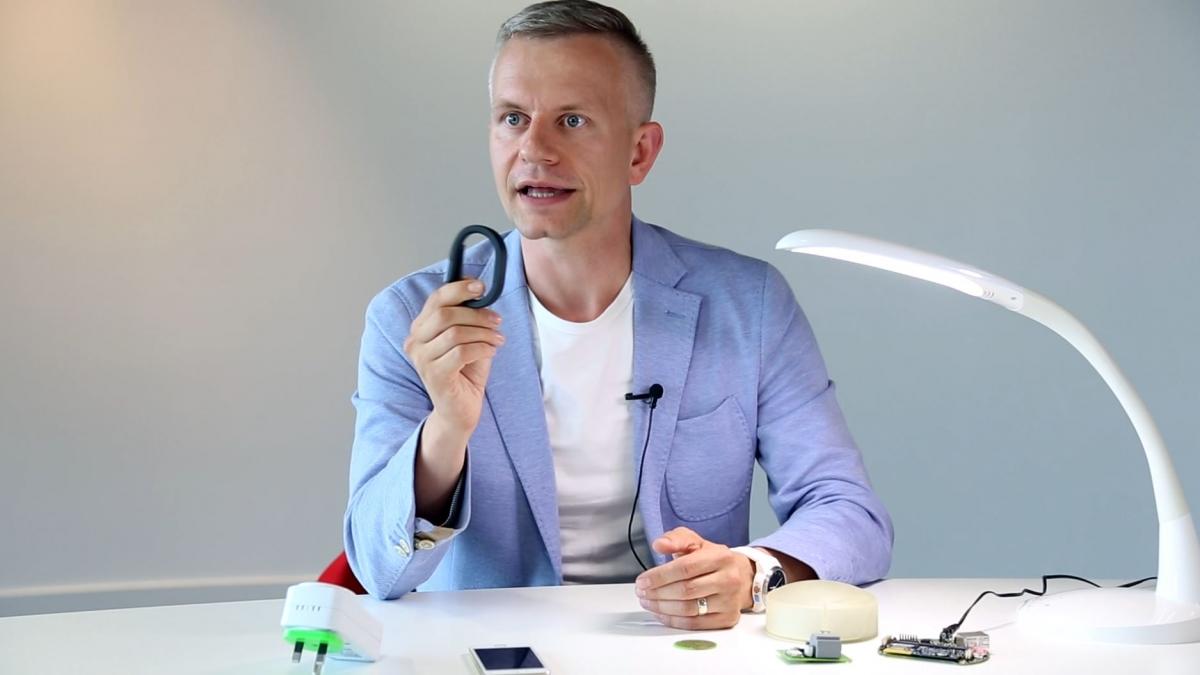 Oort CEO Radek Tadajewski on the Future of Home Automation