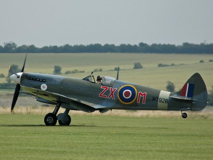 The Sublime Spitfire: Hitler\'s Battle of Britain Nemesis