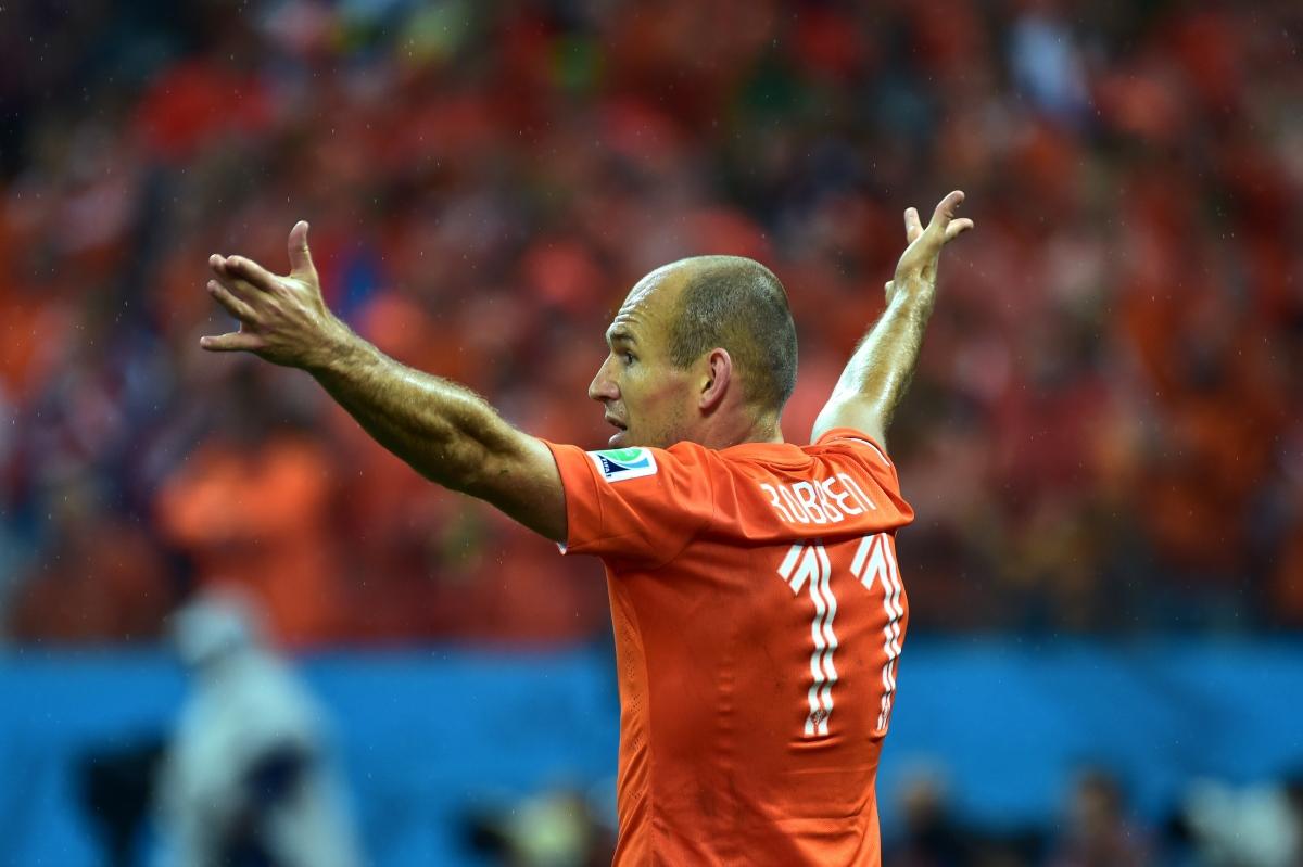 Netherlands v Argentina
