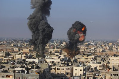 Israel Hamas Gaza raid