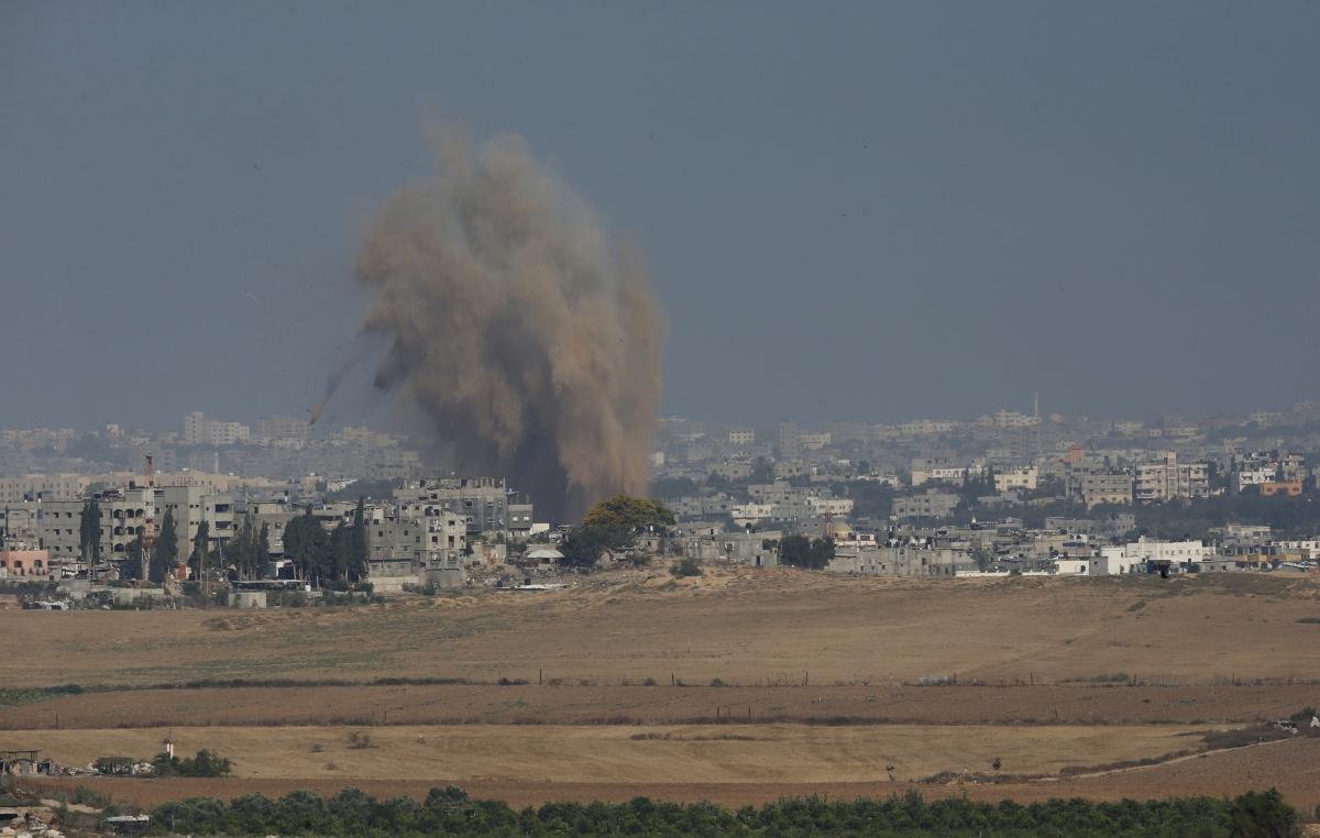 Israel Palestine Gaza Hamas