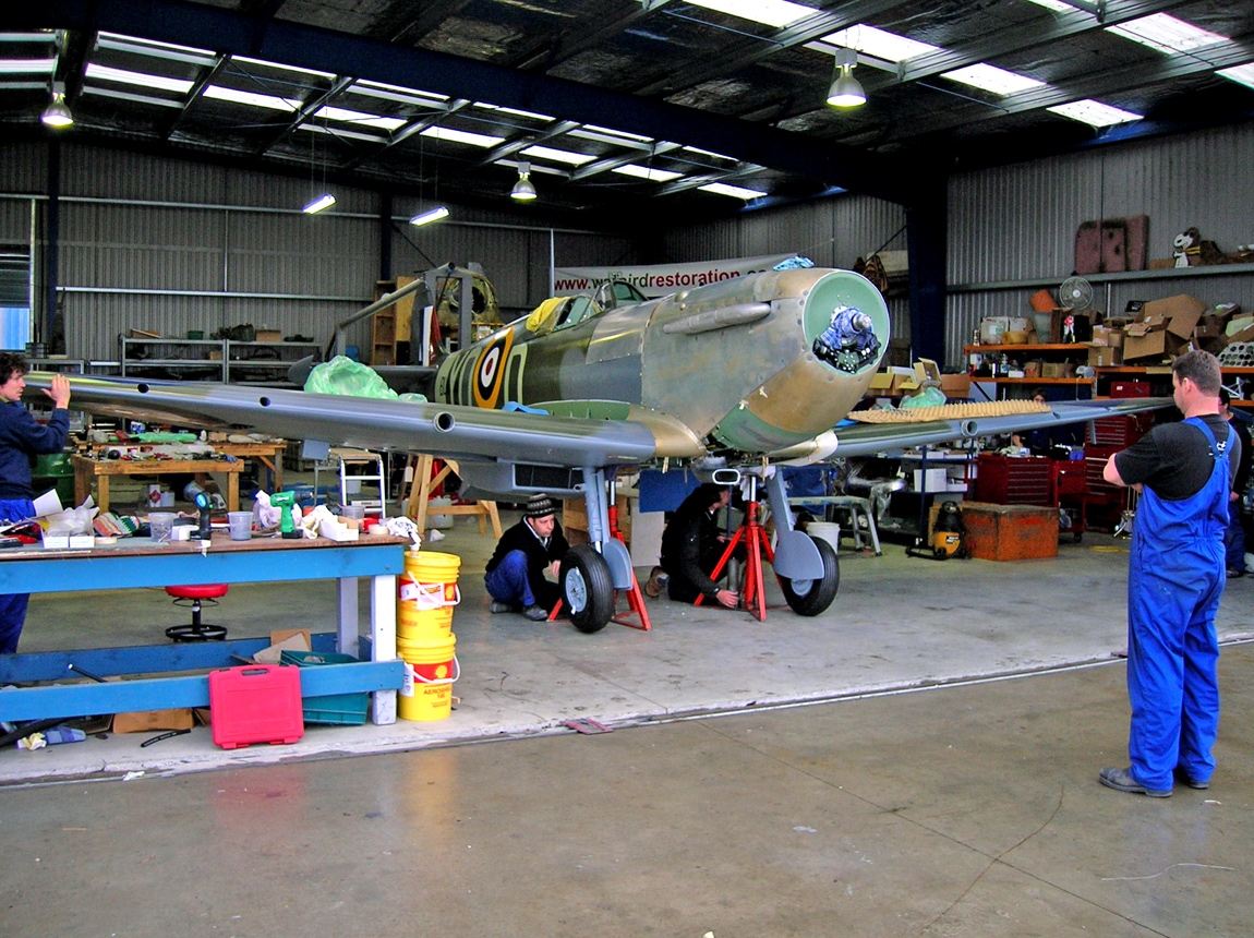 Spitfire 21