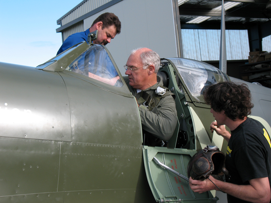 Spitfire 22