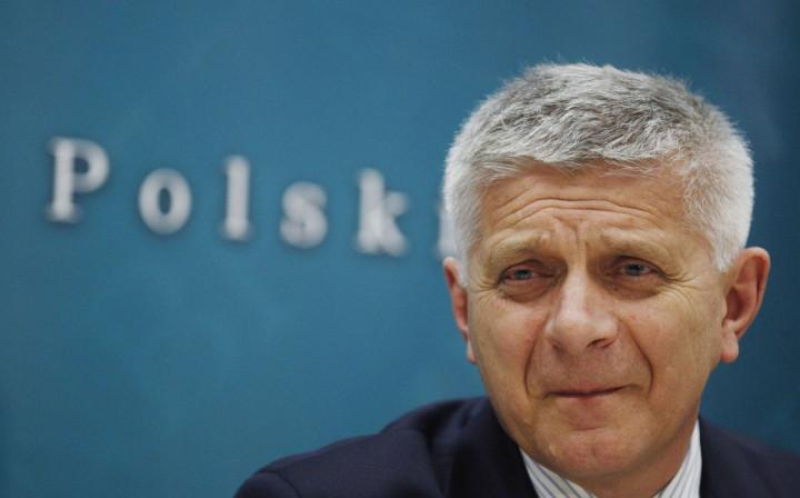 Marek Belka, Poland's central bank governor