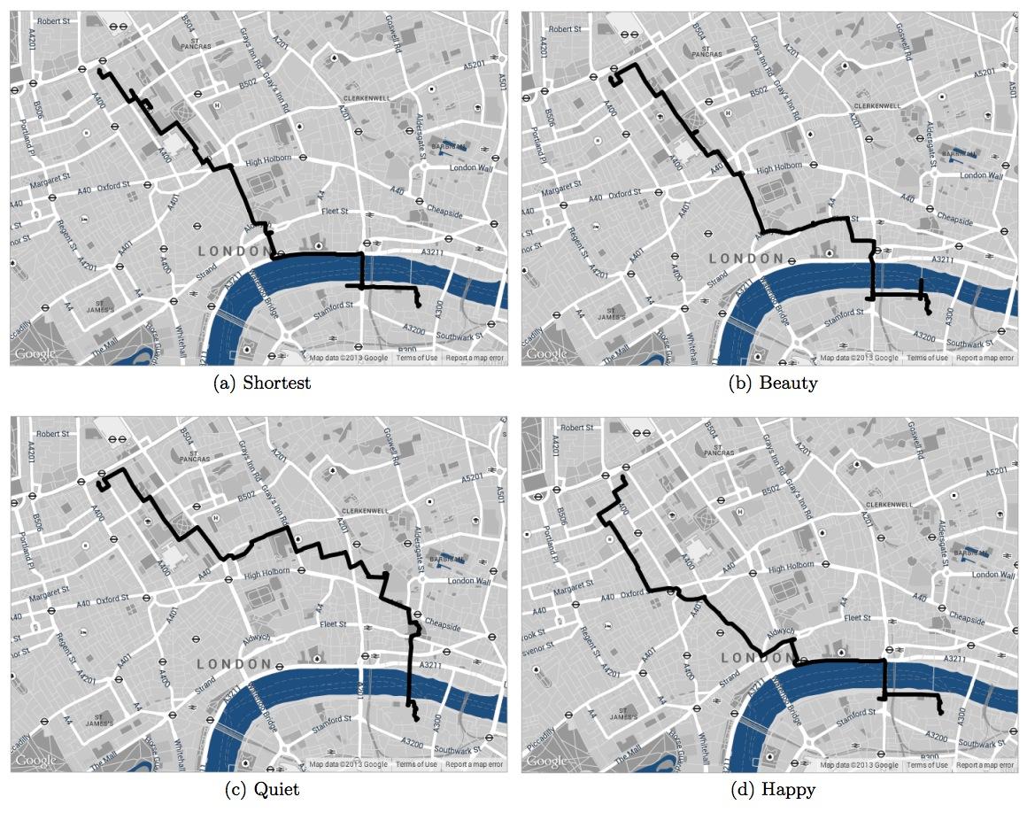 Yahoo mapping algorithm