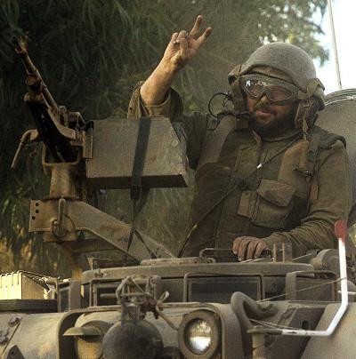 israeli tanks gaza