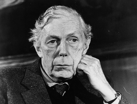 Anthony Blunt, who's name appears on a list of high-profile names accused of links to child sex abuse