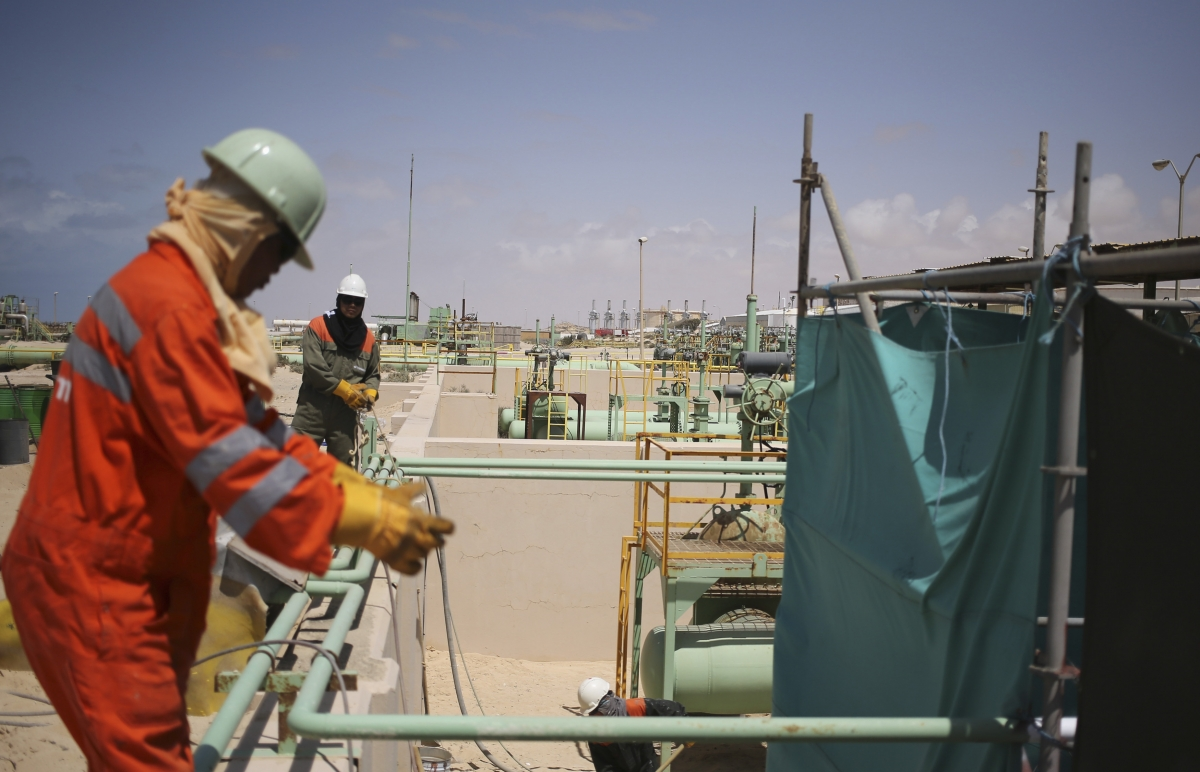 Libya oil terminal Zueitina
