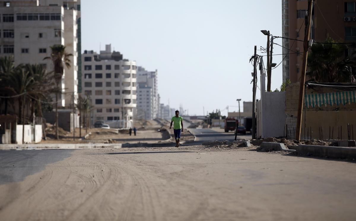 Israel Hamas Gaza Airstrikes