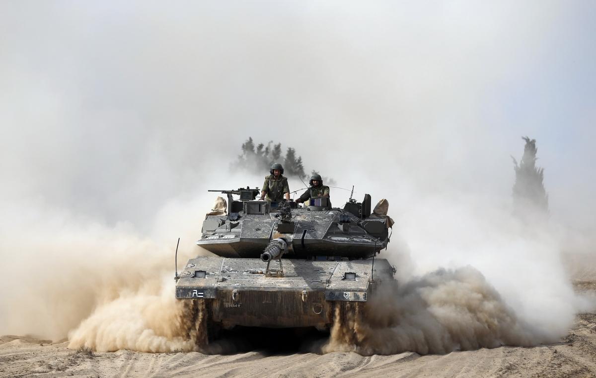 Israel-Gaza crisis and ground invasion