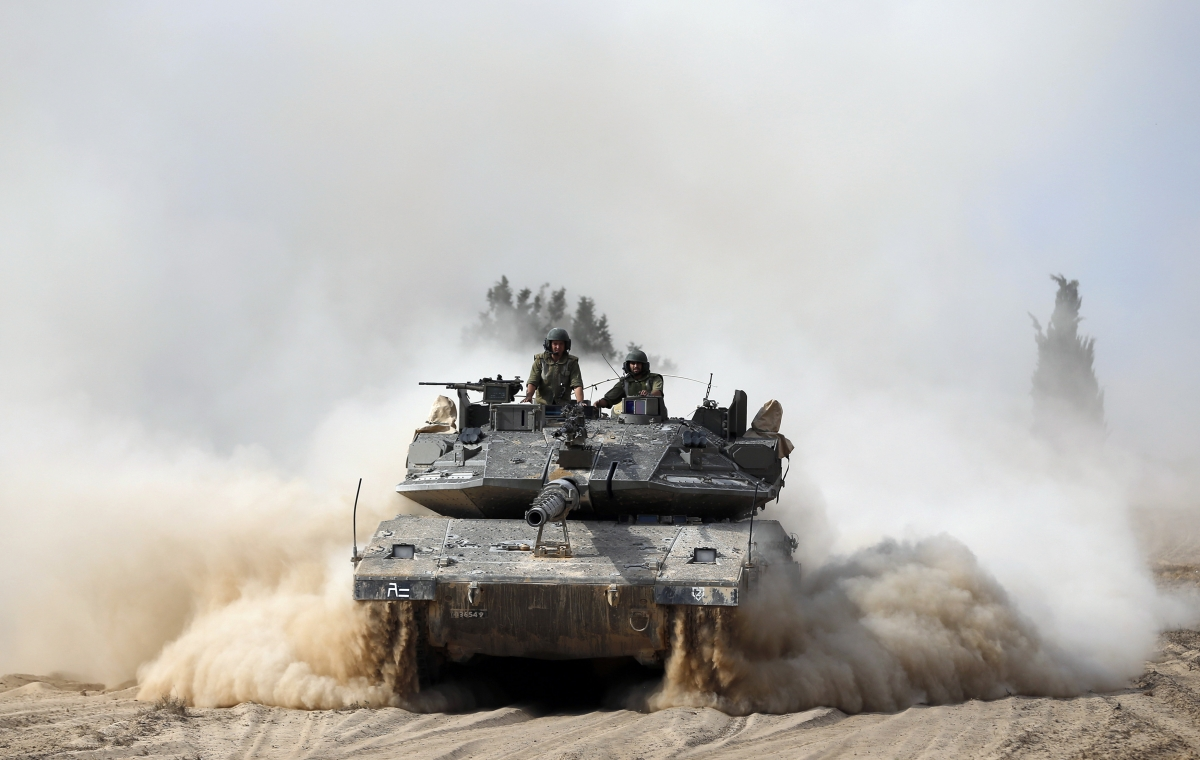 Israel-Gaza crisis and ground invasion